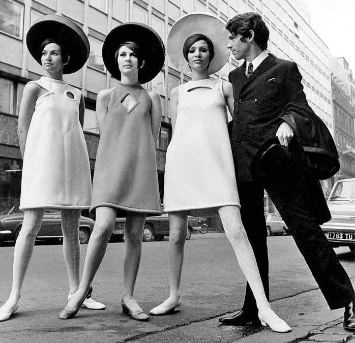 Audrey Hepburn - shift dress pattern