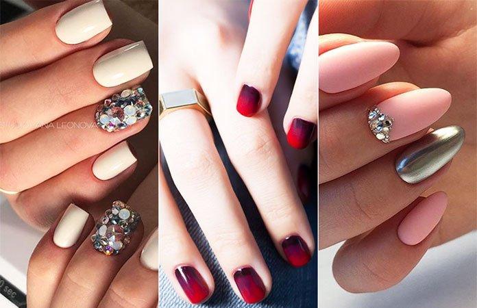 Best Wedding Nail Design For Brides