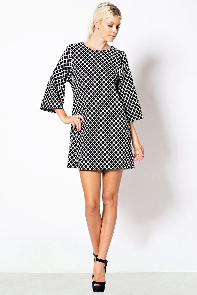 Features - Shift Dress Pattern
