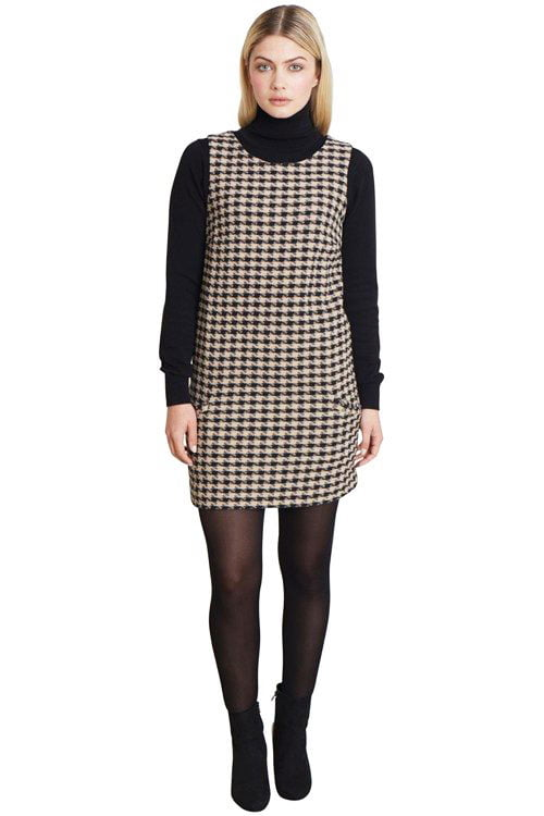 What to wear shift dress