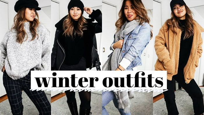 7 Winter Outfit Ideas