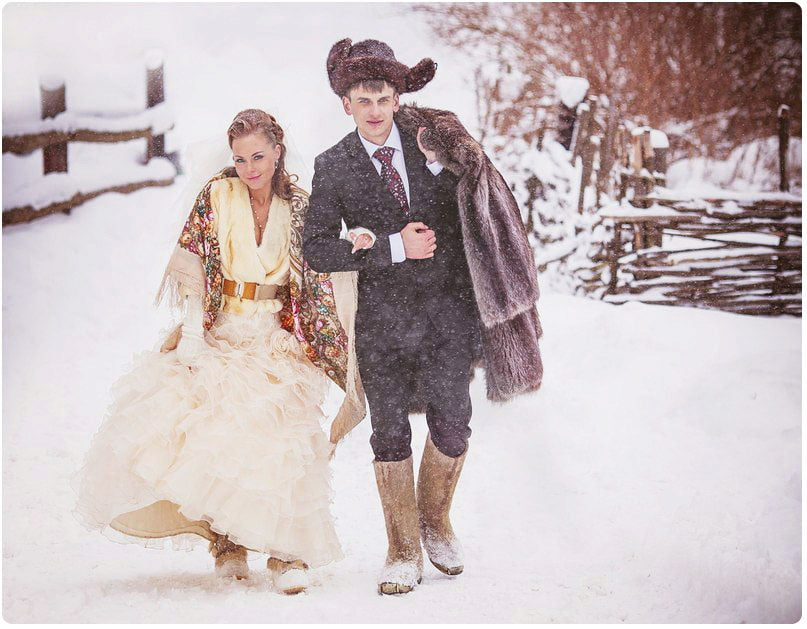 casual winter wedding dresses