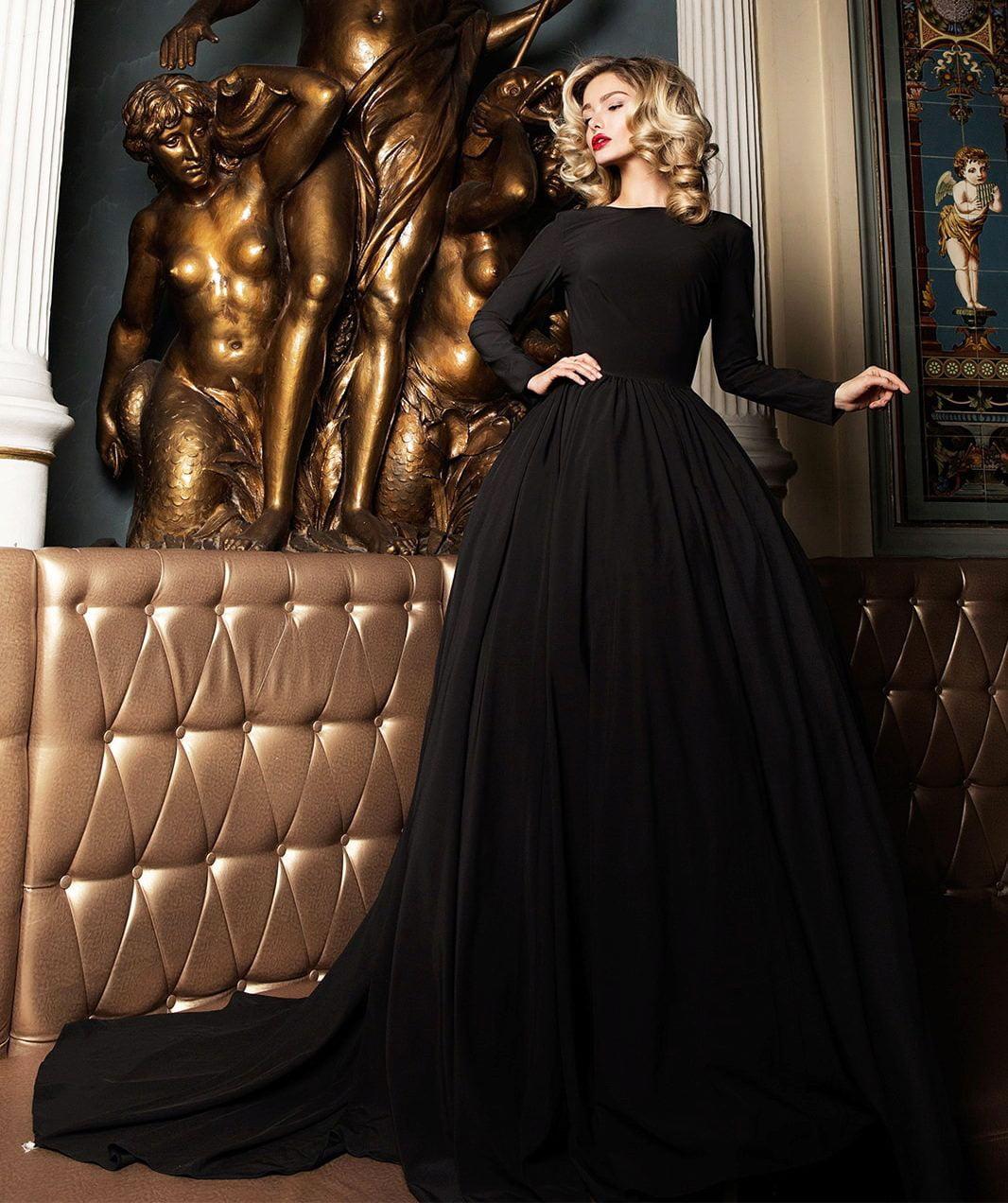 designer evening gowns