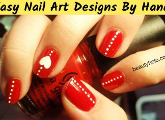 81 Easy Nail Art Designs For Fall At Home