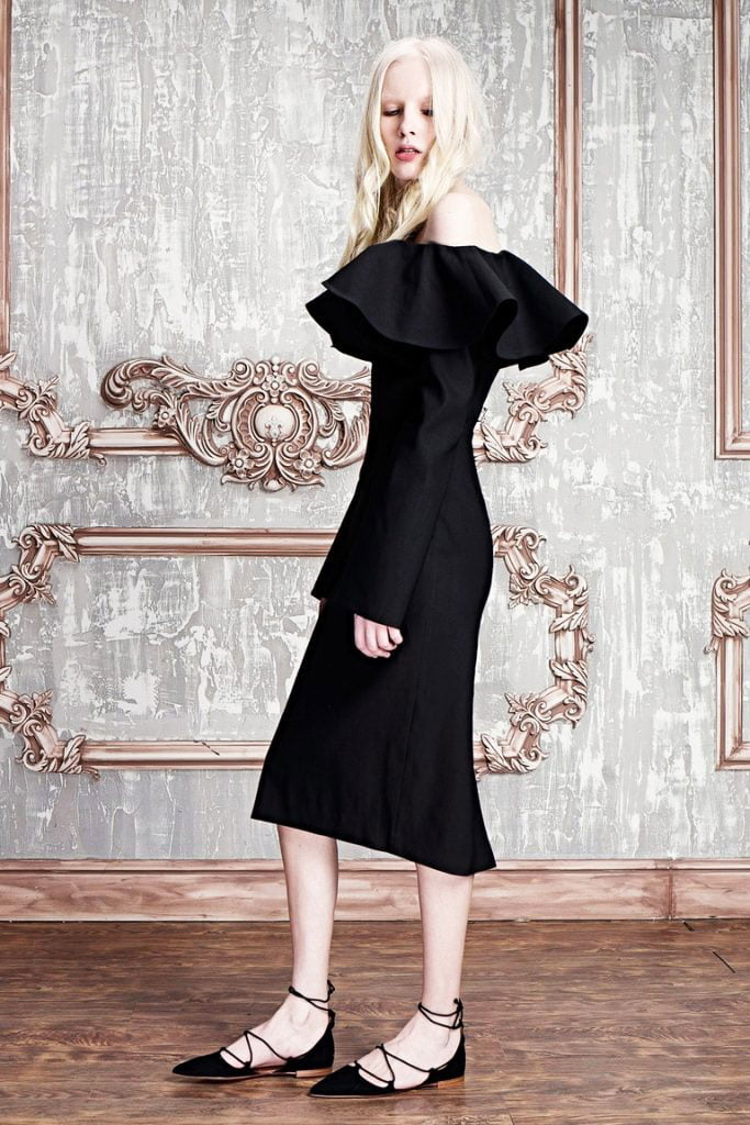 formal wear for ladies in winter