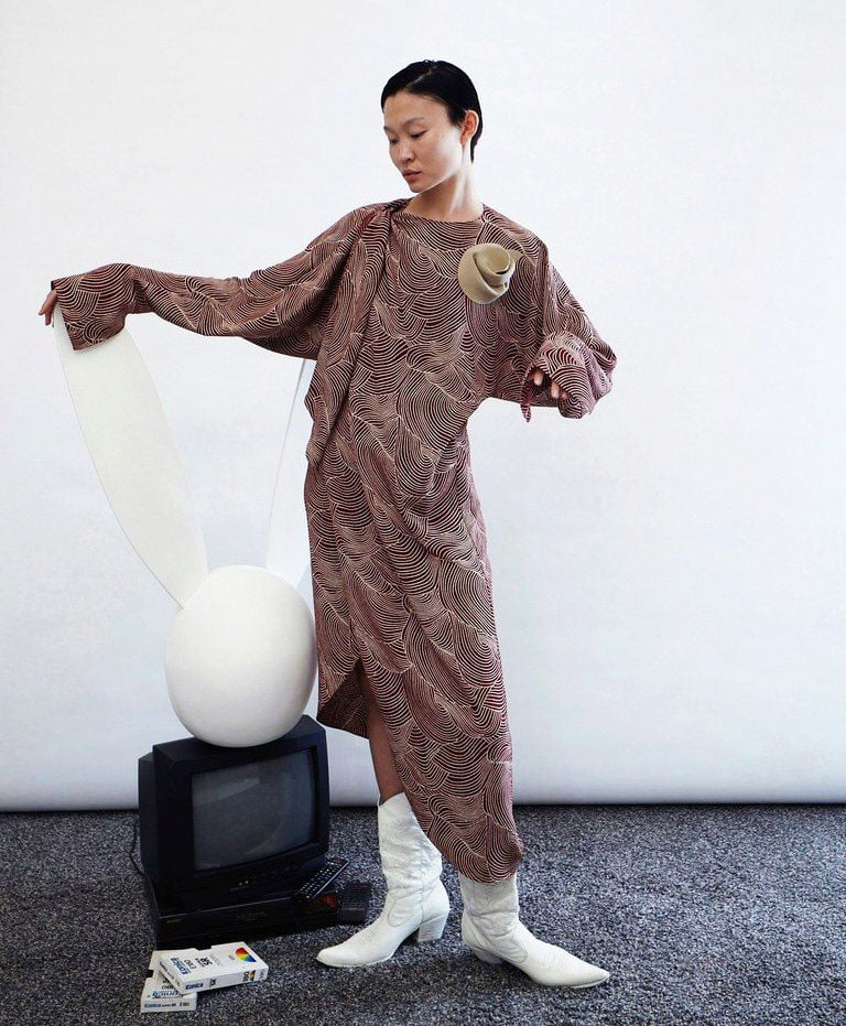 knit dresses for winter