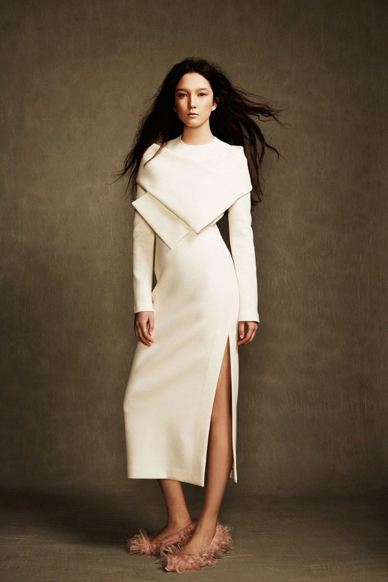 long dresses - winter outfit