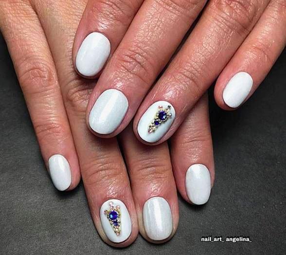 nail art bling rhinestones