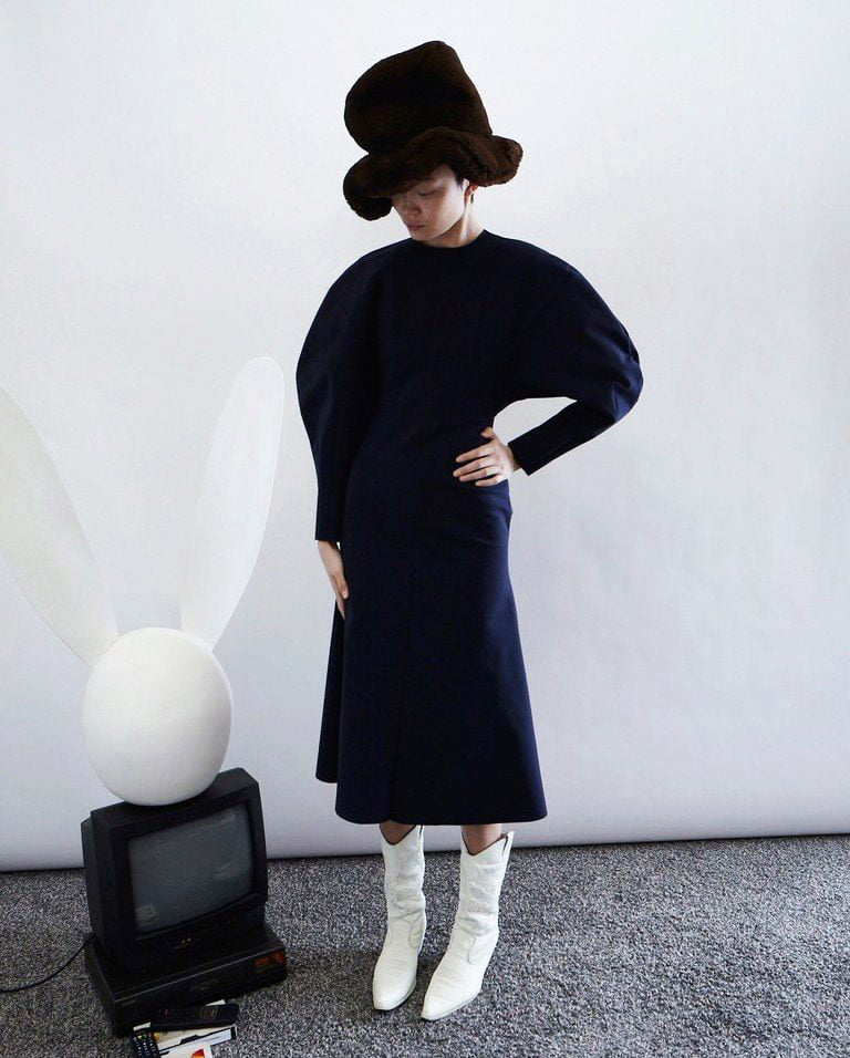 winter dresses with sleeves