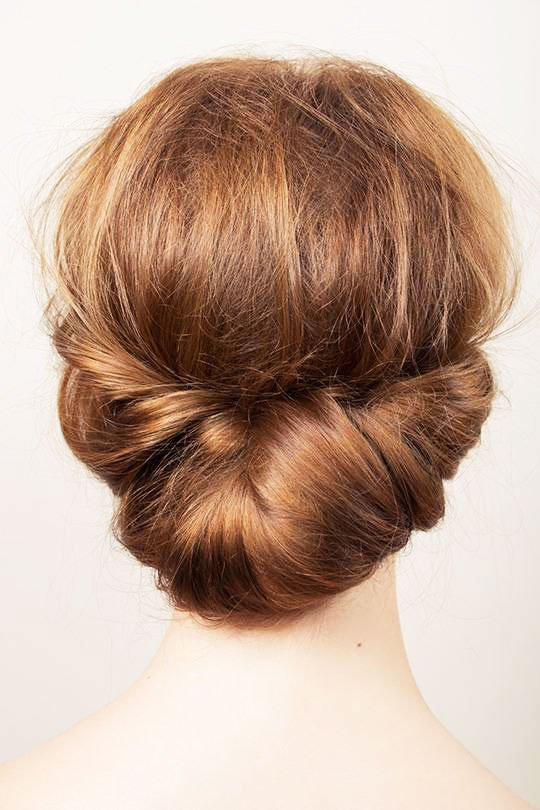 Hairstyles In 5 Minutes - Homecoming Hairstyles Half Up Half Down Ideas