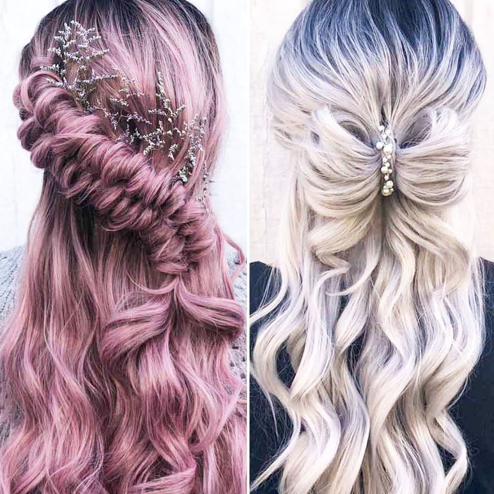 choose the perfect blond color - Blonde Highlights On Dark Hair