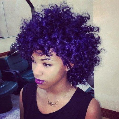 17-curly-natural-dark-purple-hair - Purple Curls - Purple Curly Hair