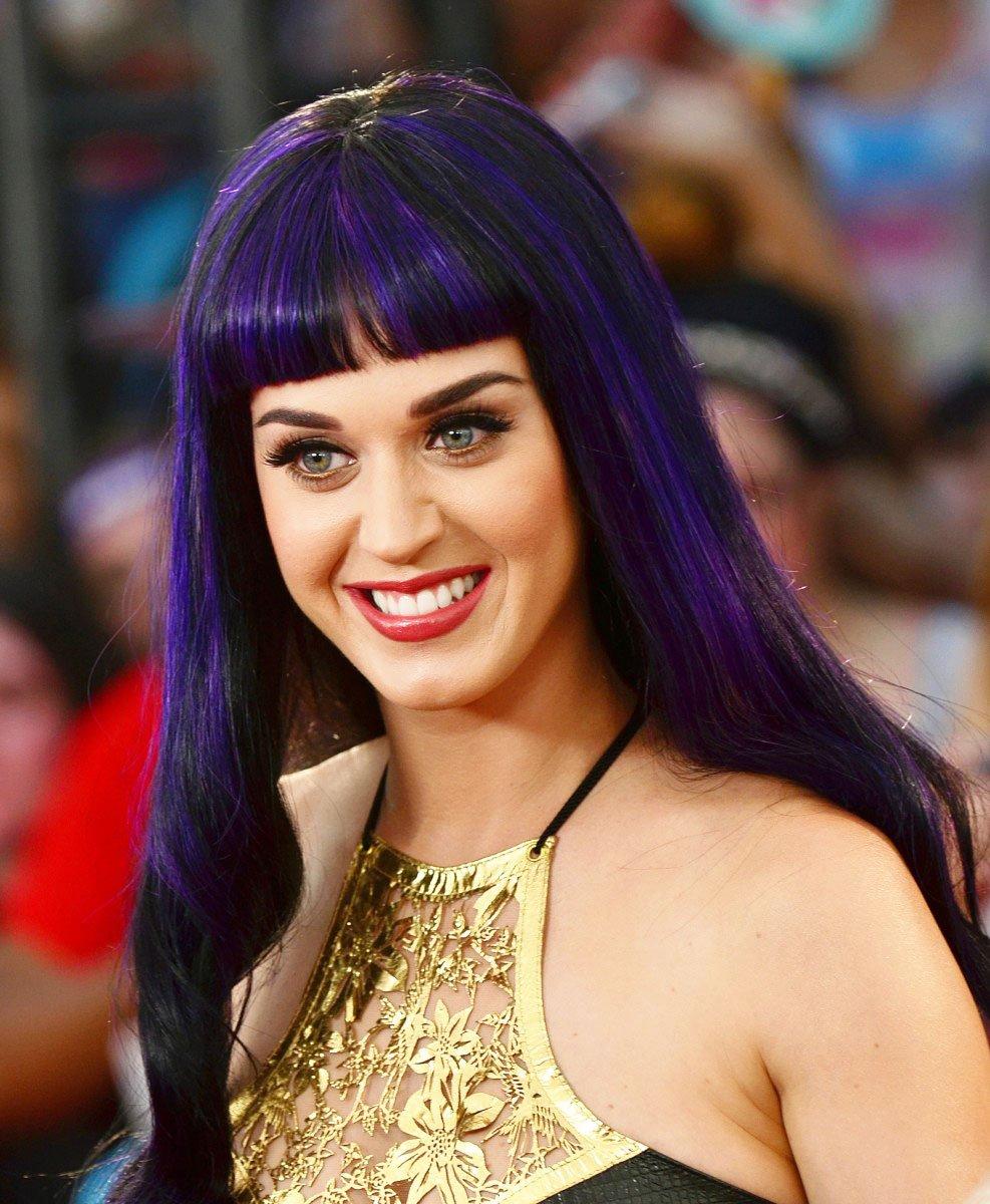 Diy Hair Color - Purple-Hair-Highlights