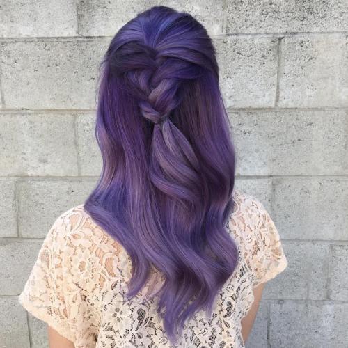 19-purple-balayage-for-brunettes