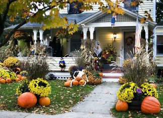 71 Unbelievable Photo Ideas Thanksgiving Decorations For Home