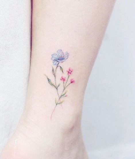 73 Simple Best Aesthetic Tattoos Images In 2020 (17)