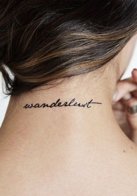 73 Simple Best Aesthetic Tattoos Images In 2020 (26)