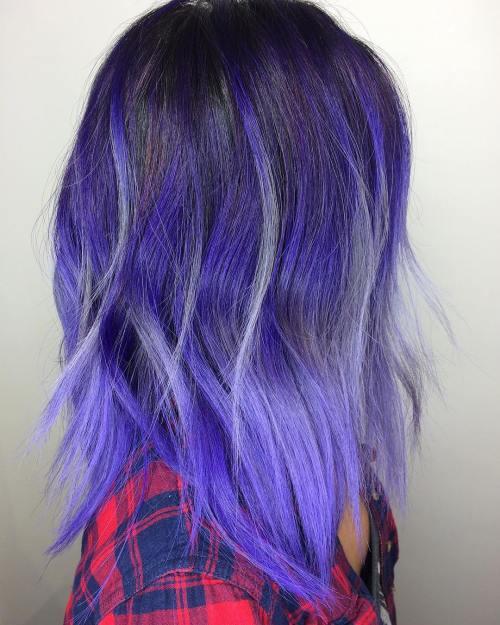 9-violet-ombre-balayage-for-brunettes