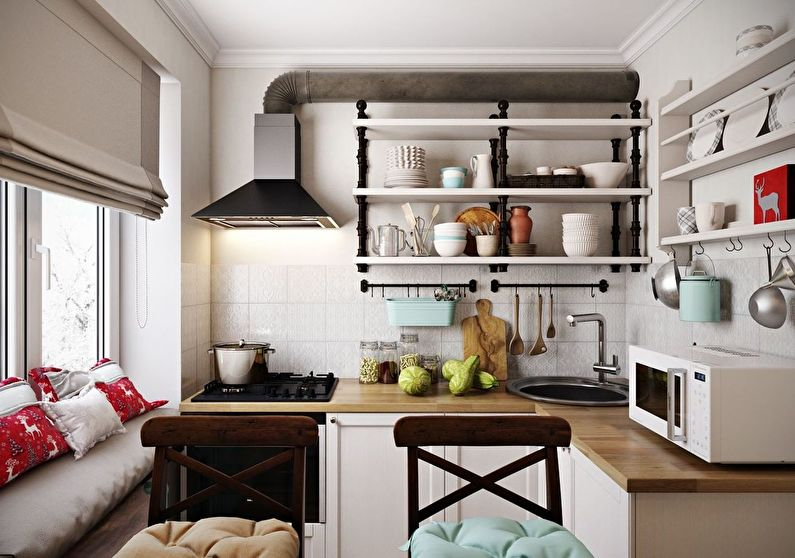 Attractive Small Kitchen Ideas On A Budget For Tiny Houses (1)