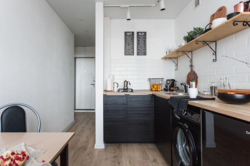 Attractive Small Kitchen Ideas On A Budget For Tiny Houses (14)