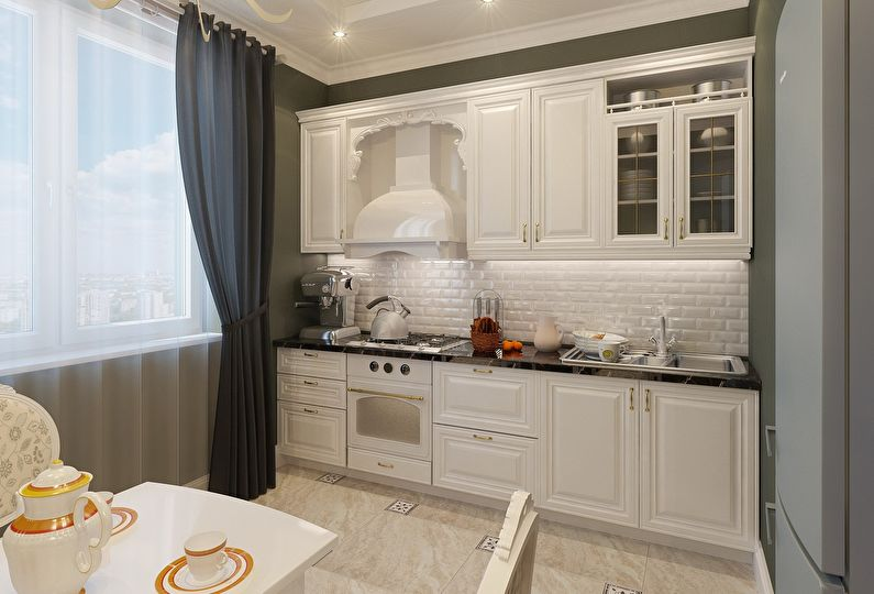 Attractive Small Kitchen Ideas On A Budget For Tiny Houses (15)