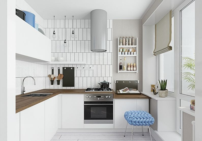 Attractive Small Kitchen Ideas On A Budget For Tiny Houses (17)