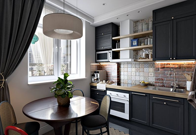 Attractive Small Kitchen Ideas On A Budget For Tiny Houses (26)