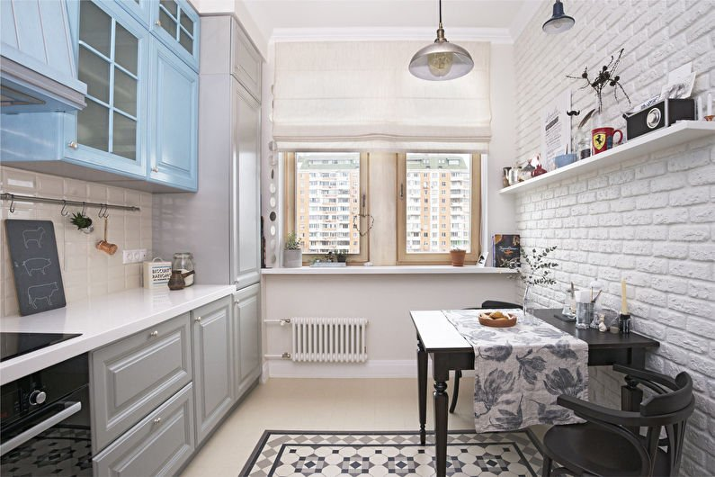 Attractive Small Kitchen Ideas On A Budget For Tiny Houses (28)