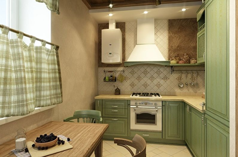 Attractive Small Kitchen Ideas On A Budget For Tiny Houses (29)