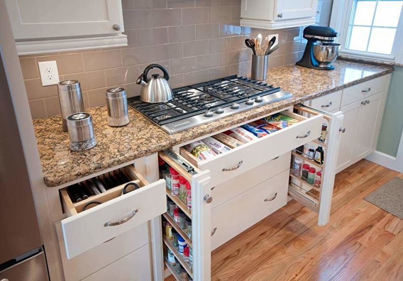 Attractive Small Kitchen Ideas On A Budget For Tiny Houses (32)