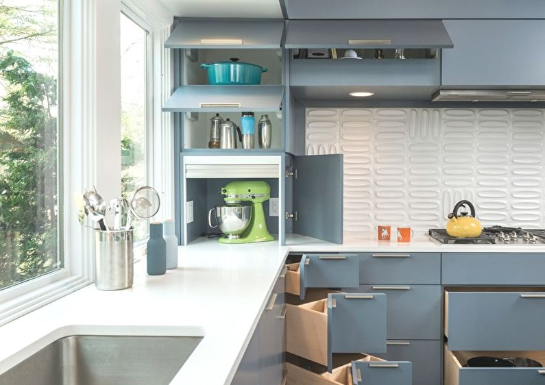 Attractive Small Kitchen Ideas On A Budget For Tiny Houses (33)
