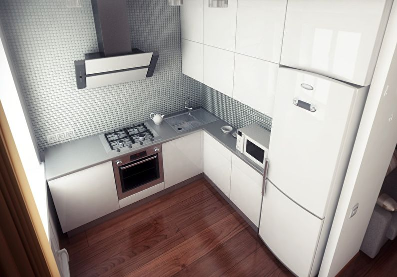 Attractive Small Kitchen Ideas On A Budget For Tiny Houses (34)