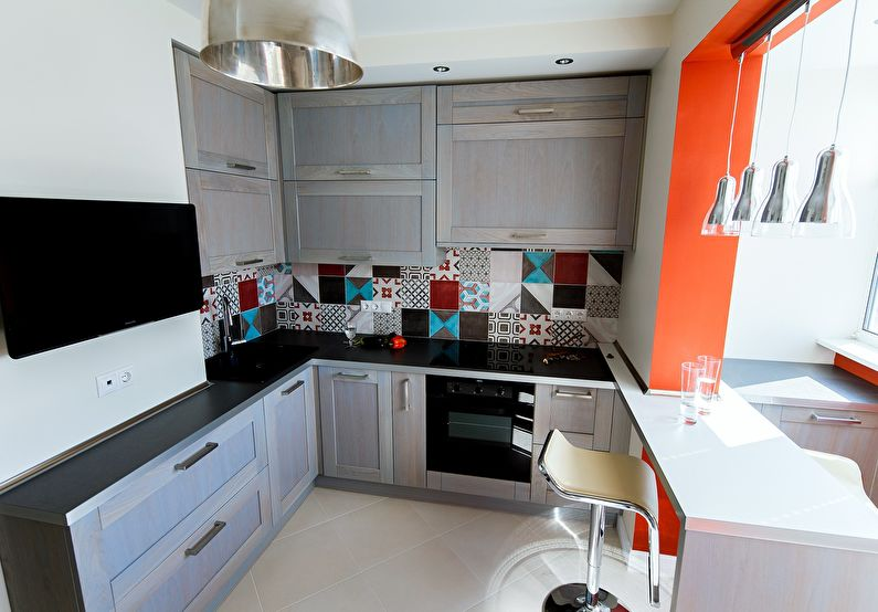 Attractive Small Kitchen Ideas On A Budget For Tiny Houses (39)