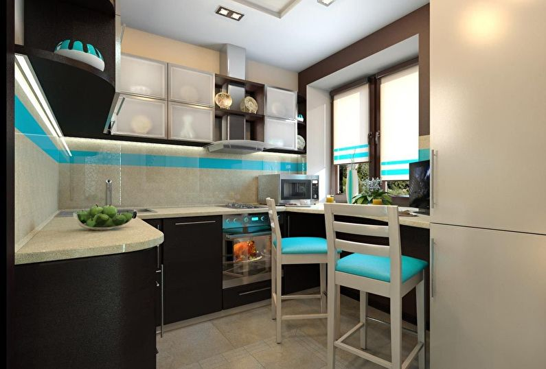 Attractive Small Kitchen Ideas On A Budget For Tiny Houses (47)