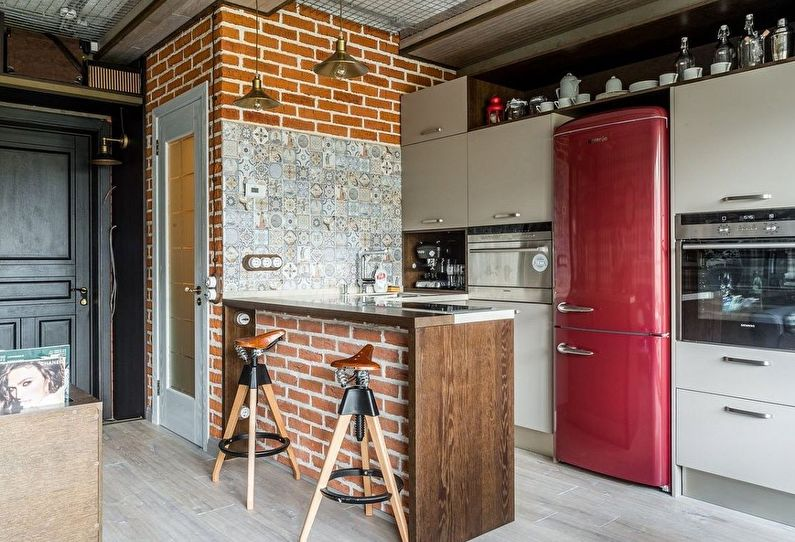Attractive Small Kitchen Ideas On A Budget For Tiny Houses (55)