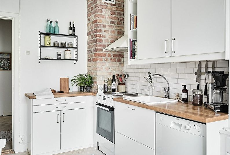 Attractive Small Kitchen Ideas On A Budget For Tiny Houses (59)