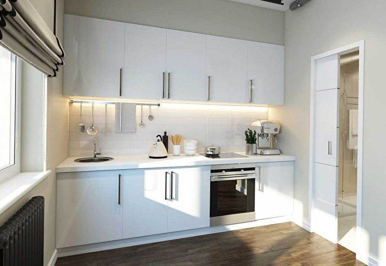Attractive Small Kitchen Ideas On A Budget For Tiny Houses (7)
