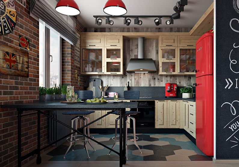 Attractive Small Kitchen Ideas On A Budget For Tiny Houses (9)