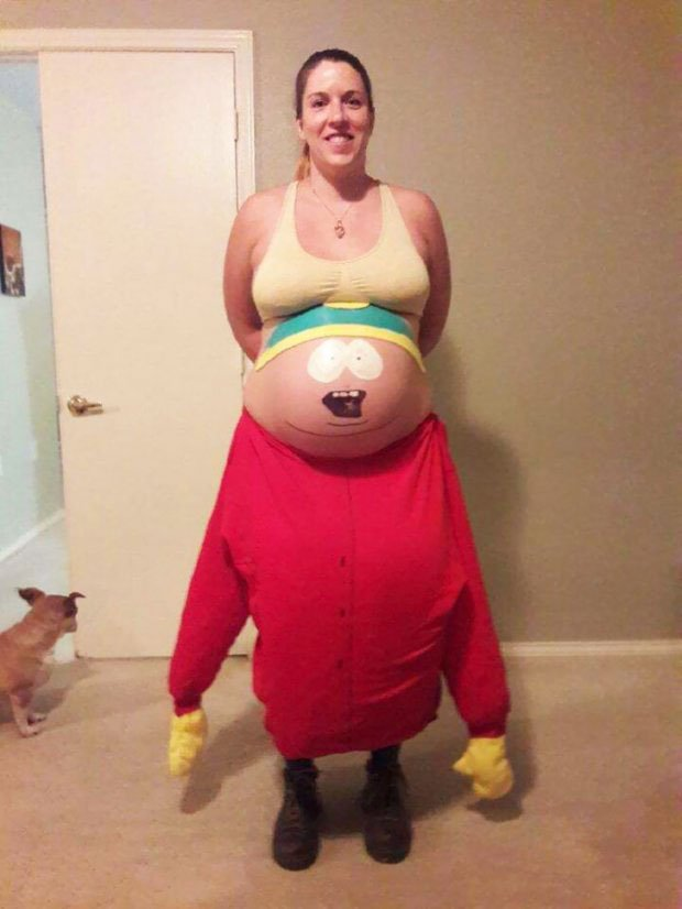 Cartman from South Park. Halloween 2018 costume