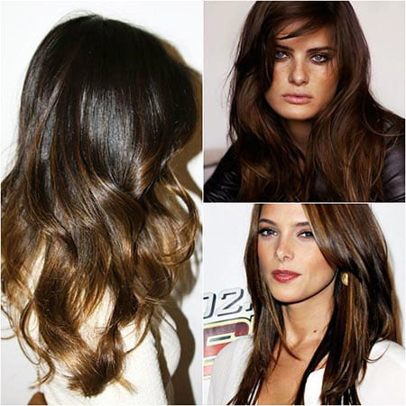Dark Brown Hair ideas