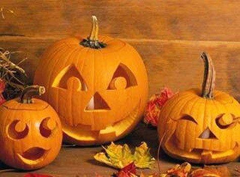 Emotion Pumpkins (Pumpkin For Halloween)