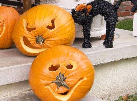 Emotion Pumpkins