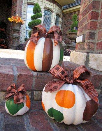 Glamorous Pumpkins