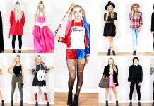 Creative Halloween Costumes Ideas That Everyone Can Repeat