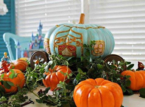 Pumpkin - Carriage For Cinderella