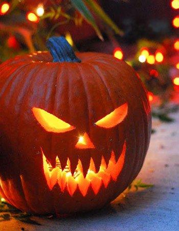 Pumpkin - Standard Face (Pumpkin For Halloween)