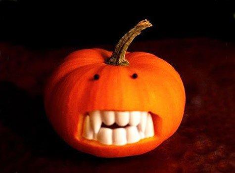 Pumpkin - Vampire