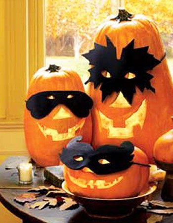 Pumpkins - Fairy-Tale Heroes