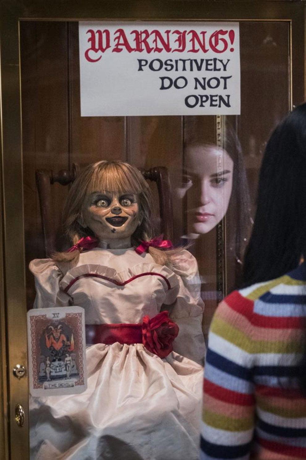 The Curse of Annabelle 3