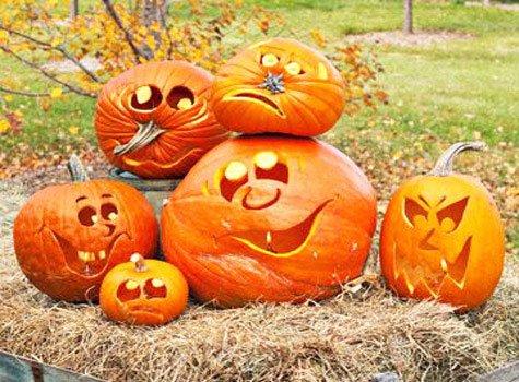 11 Halloween Pumpkin Carving Ideas You Can Create 1